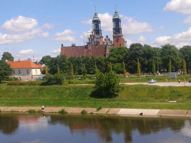 katedra ostrow tumski warta - Szymon Mazur