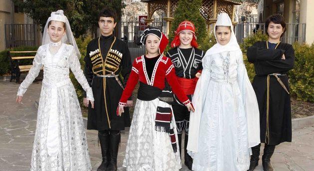 gruzinska grupa brave kids - Brave Kids