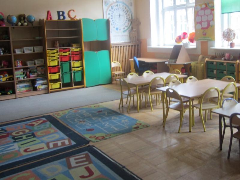 klasa lekcyjna tablica szkoła2 - Anna Skoczek