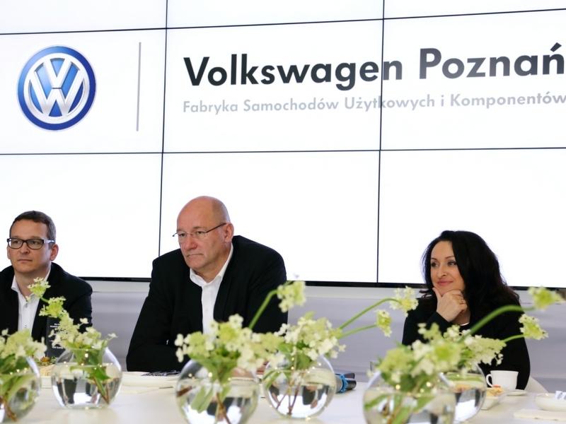 Volkswagen Poznan - mat prasowe (1) - Volkswagen Poznań