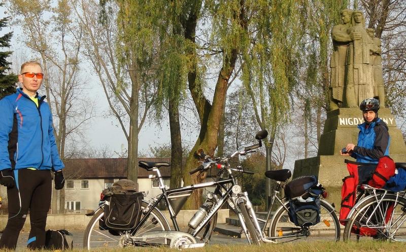 Rajd rowerowy Kościan-Mosina-Śrem-Fort VII