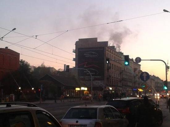 dym nad łazarzem-001 - Szymon Mazur