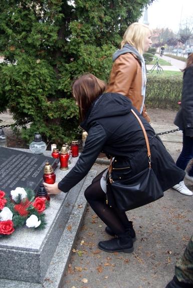 W Solcu Kujawskim znicze zapalili