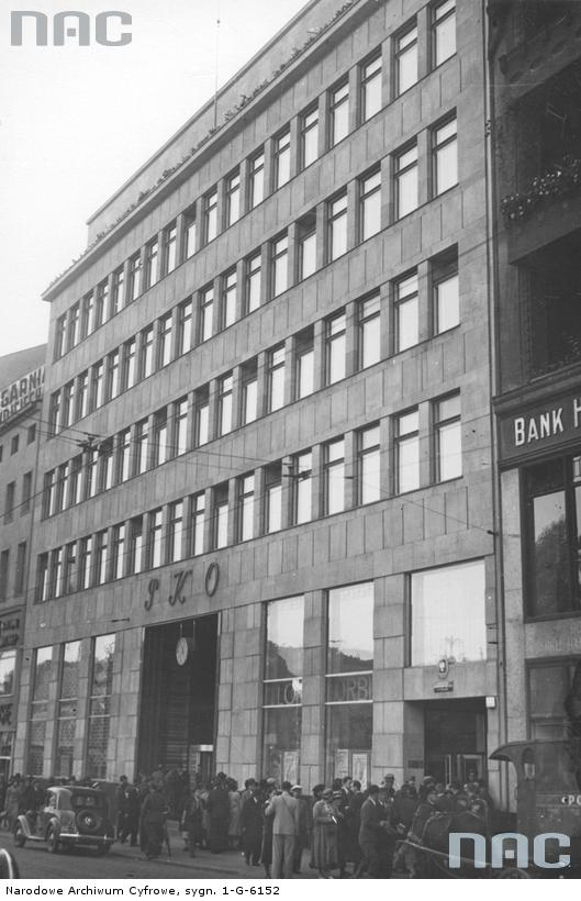 modernizm budynek
