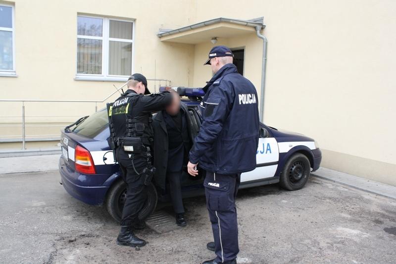 zatrzymanie ws zabojstwa w obornikach - Policja/Poznań