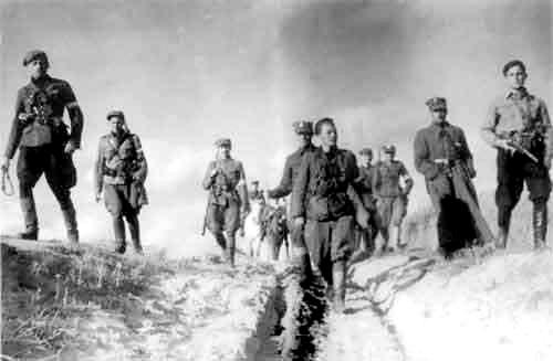żolnierze wyklęci