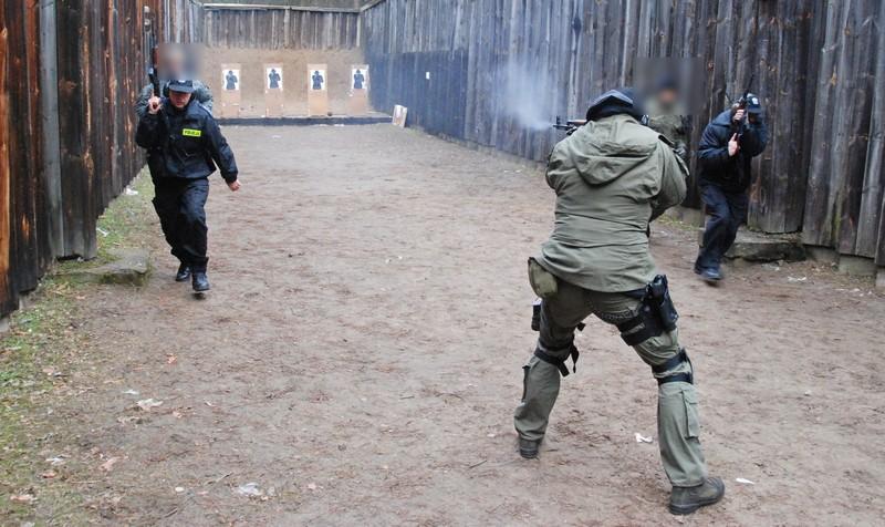 strzelnica policyjna - Policja/Poznań