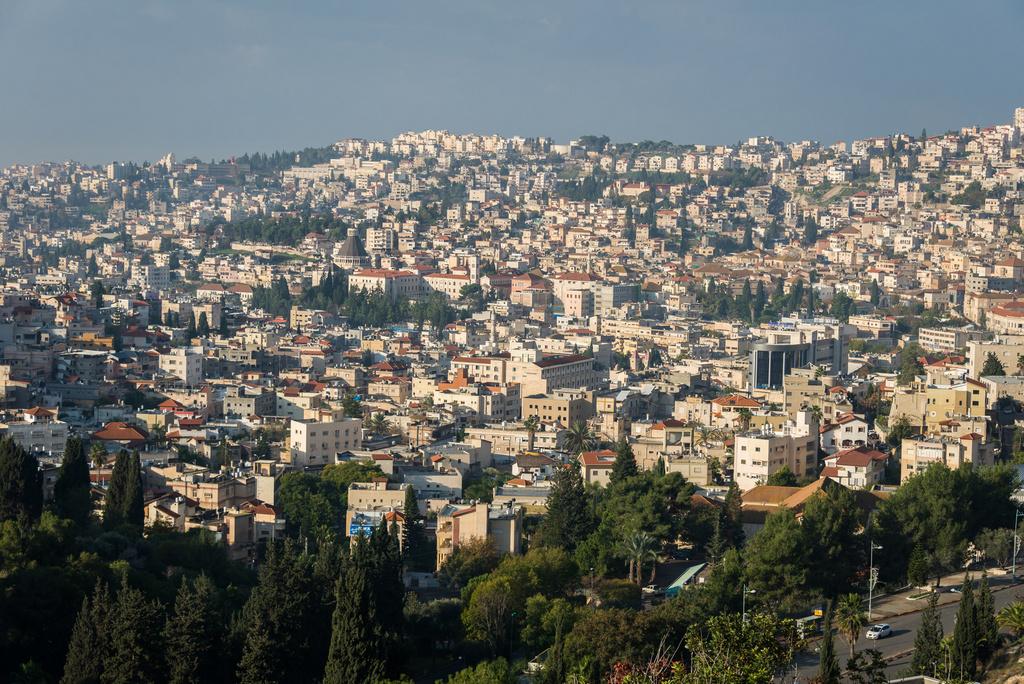 nazaret miasto w izraelu - Fotolia.pl