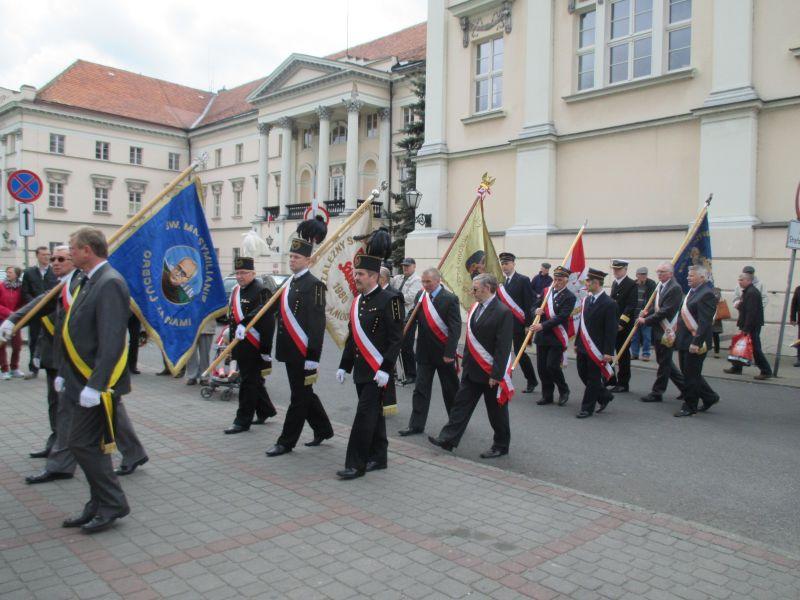 kalisz jozef pracy pielgrzymka 2015 - Danuta Synkiewicz