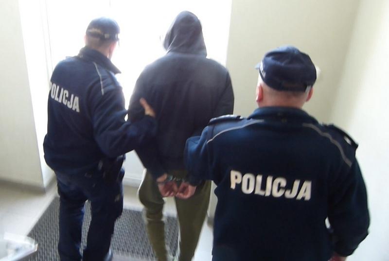 zatrzymanie ws. przemytu narkotyków - Policja Leszno