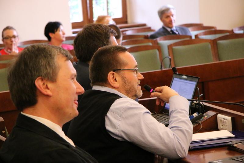 rada miasta obraduje cd - Marcin Wesołowski