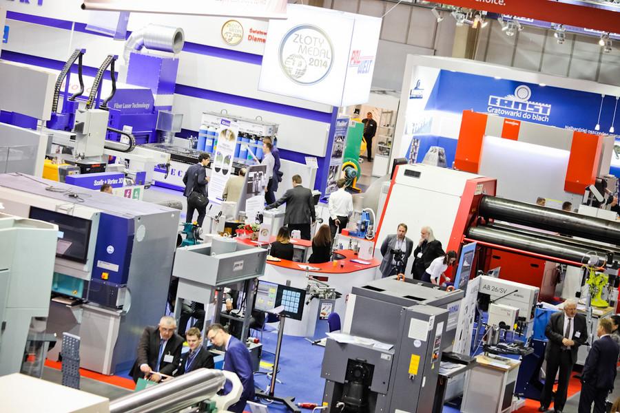 targi innowacje maszyny - MTP