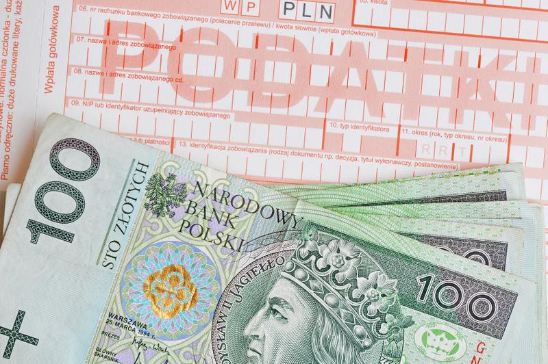 podatki formularze pieniądze - Fotolia.pl