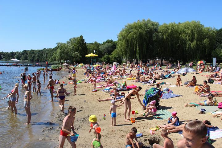 kąpielisko w 2015 roku - Sama Frajda Rusałka
