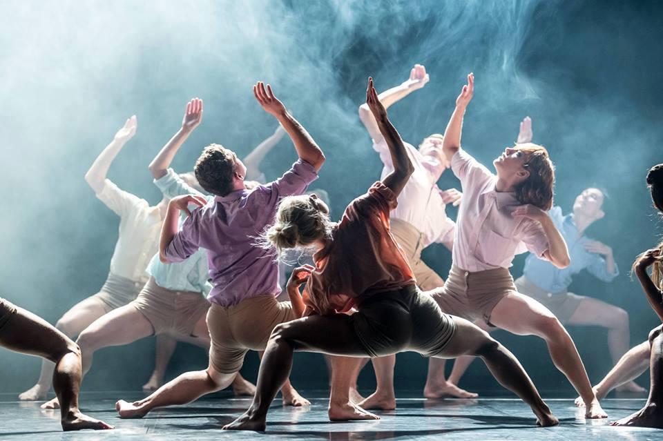 polski teatr tańca - Dancing Poznań 2015