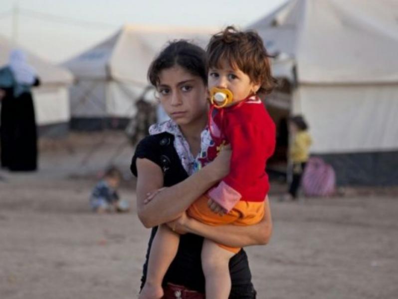 syria uchodźcy - Caritas Polska