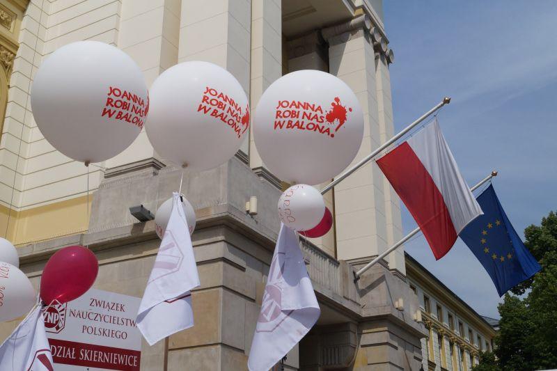 związek nauczycielstwa polskiego - ZNP