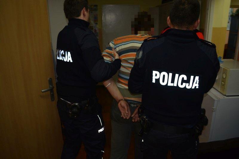 zatrzymany ws zabójstwa ojca - Policja Poznań