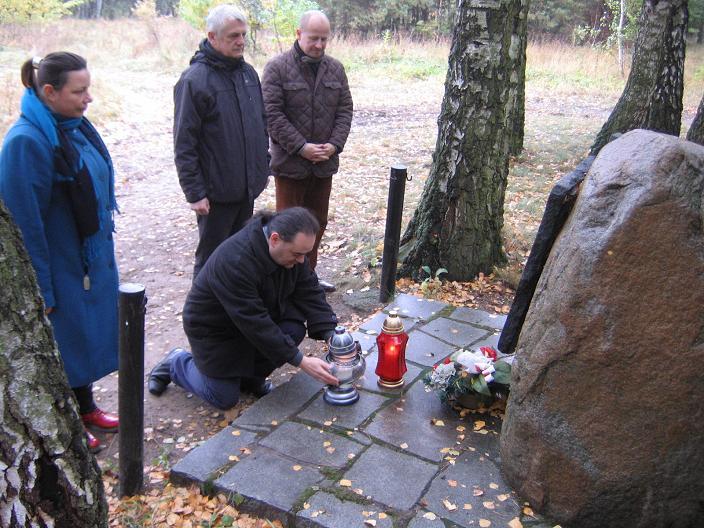 Dariusz Paprocki - Las, pogranicze gmin Murowana Goślina i Czerwonak