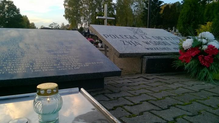 Tomasz Sikora Pomnik żołnierzy broniących odcinka Wyry, Gostyń