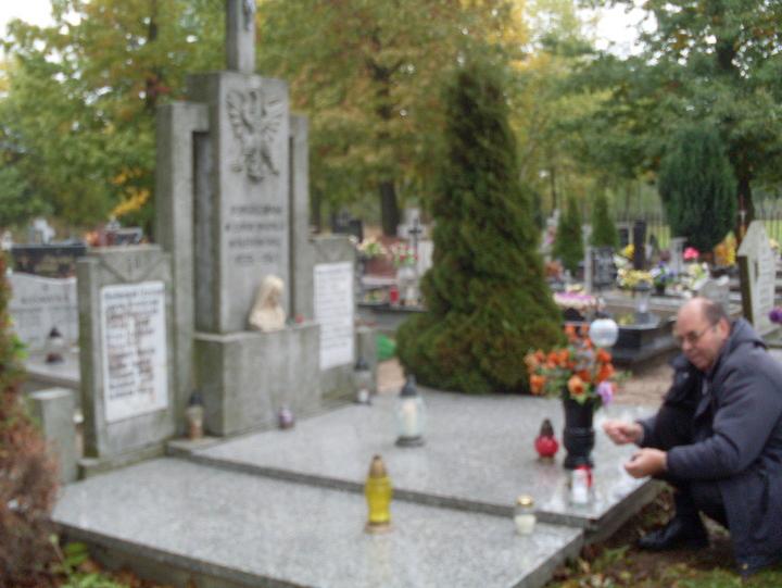 Miejsce pamięci w Lesie Żarczyńskim