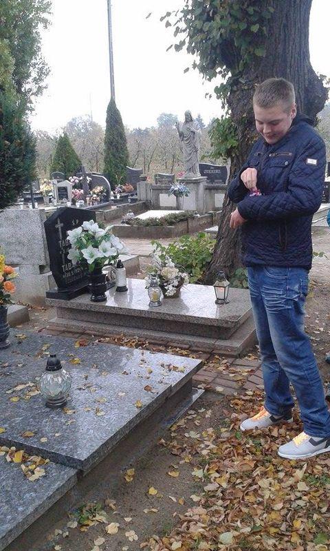 Akcja Zapal Znicz Pamięci w gminie Murowana Goślina