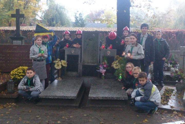 Judyta Majewska, Zespół Szkół w Zieleniu w powiecie wąbrzeskim
