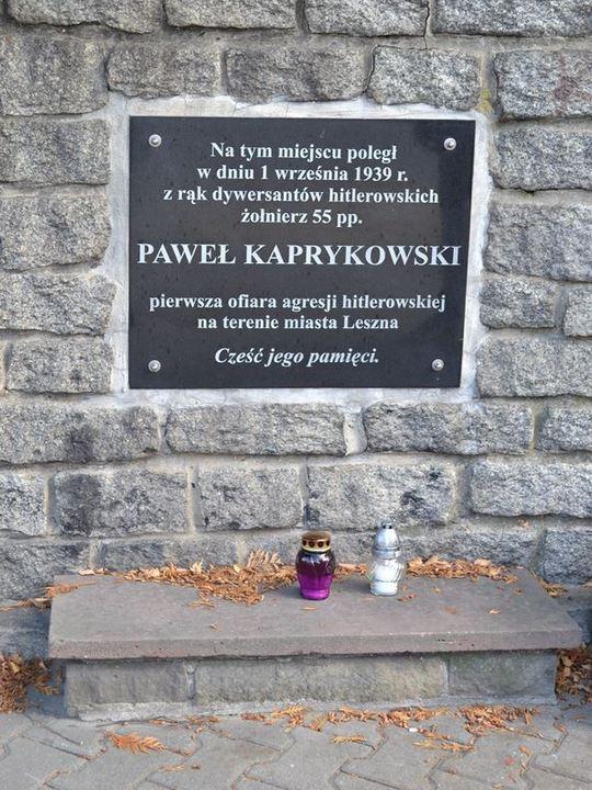 uczniowie I Liceum Ogólnokształcącego w Lesznie