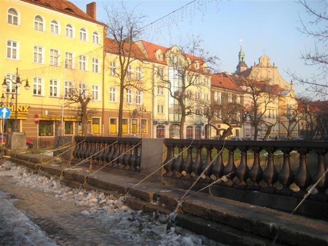 Most kamienny w Kaliszu - Danuta Synkiewicz