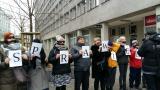 Demonstracja KOD przeciwko zmianom w sądownictwie