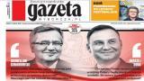 Gazeta Wyborcza straciła prawie 25% czytelników