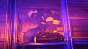 Tysiąc strażaków wyszkolonych w komorze dymowej!
