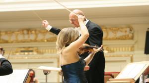 Katrin Scholz z Filharmonią Poznańską