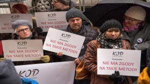 KOD w Poznaniu o sprawie Kijowskiego