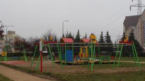 Niepełnosprawne dzieci zyskały miejsce do zabaw