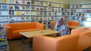 Nowa czytelnia w Bibliotece UAM