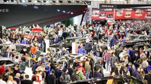135 tysięcy gości na targach Poznań Motor Show