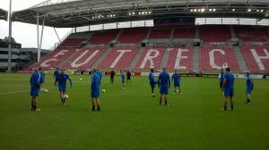Fc Utrecht - Lech Poznań (0:0)