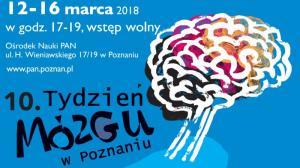 Tydzień Mózgu - wykłady i spotkania