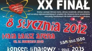 Kalisz: Finał w WOŚP w Arenie
