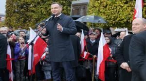 Prezydent Duda przyjedzie do Murowanej