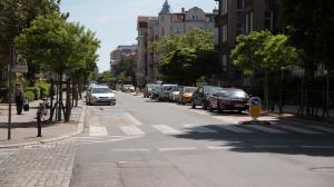 Ulica Słowackiego sporem podzielona