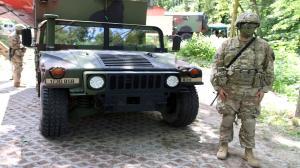 Wojsko amerykańskie przyjeżdża do Polski