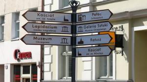 Ujednolicą tablice informacyjne