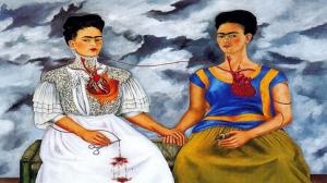 Frida i jej dzieła na Zamku