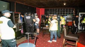 Nielegalny salon gier w Kępnie zlikwidowany