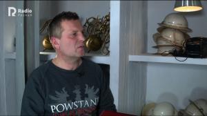 Wywiad z chuliganem - Radosław Majchrzak