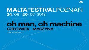 Festiwal Malta - człowiek i maszyna