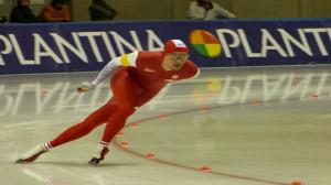Poznański panczenista poza czołówką na igrzyskach olimpijskich