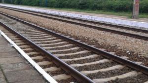 Dwa pociągi na jednym torze